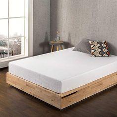 Giường gỗ không đầu