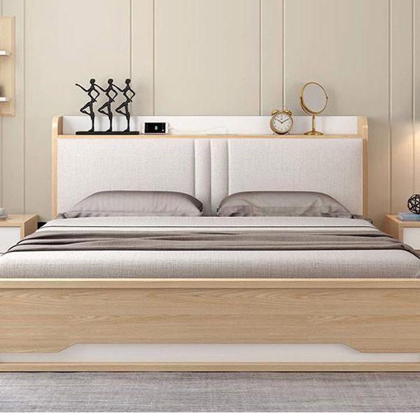 Giường đa năng bọc đệm