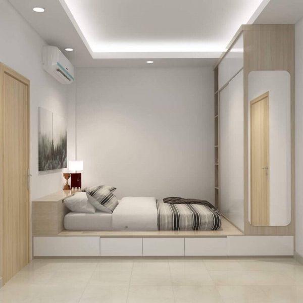 giường ngủ hàn quốc