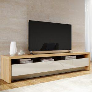 Kệ tivi đơn giản cho gia đình
